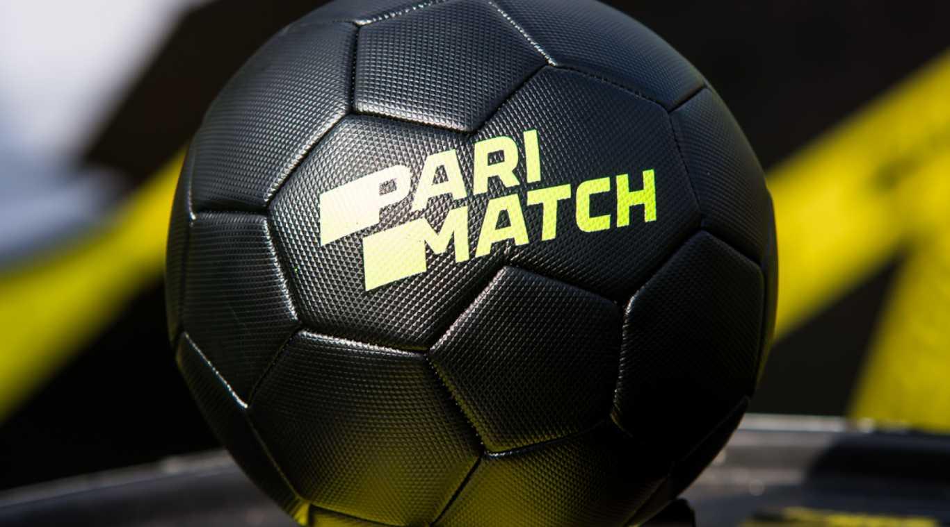 ставки на спорт в компании Париматч